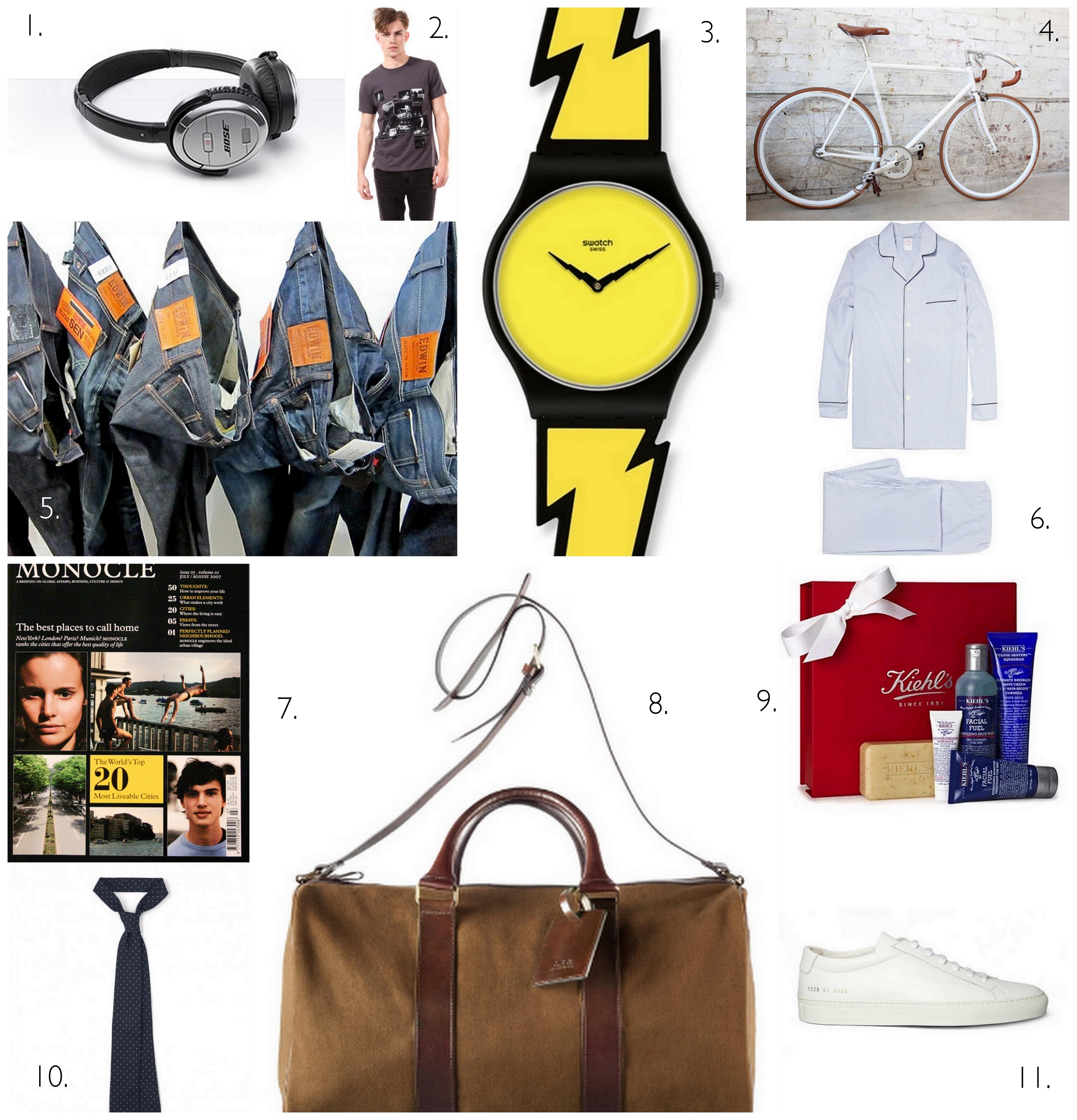 Christmas Gift Ideas Guy Friends Part - 37: Christmas_gift_For_Him_Shanghai