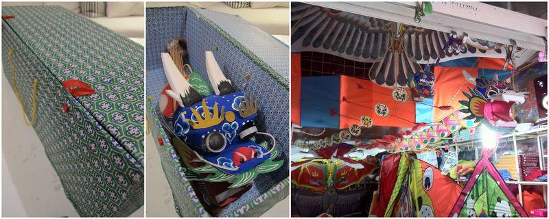 Dragon kite_Yu garden_Shanghai