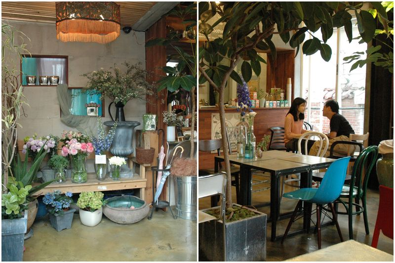 Itaewon cafes