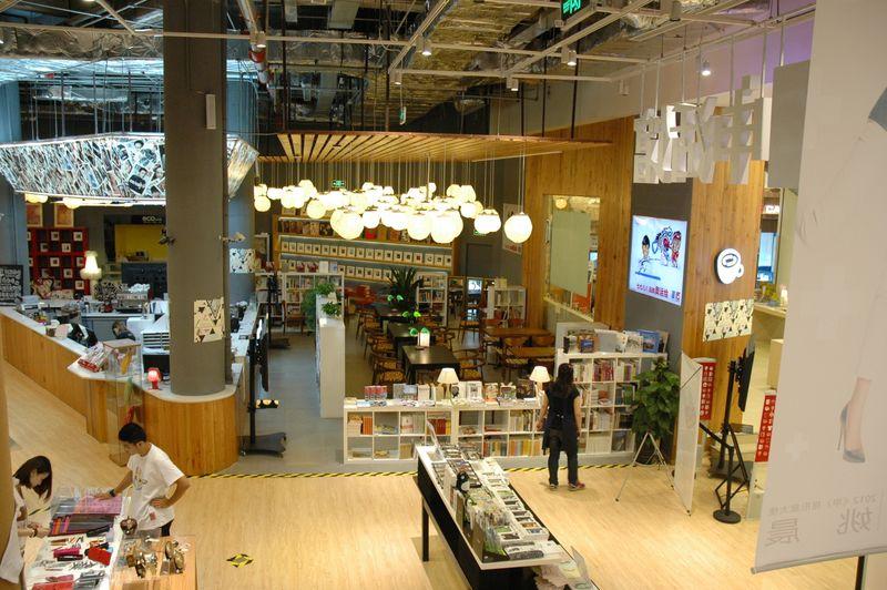 Xinhua Bookstores_Shanghai_11
