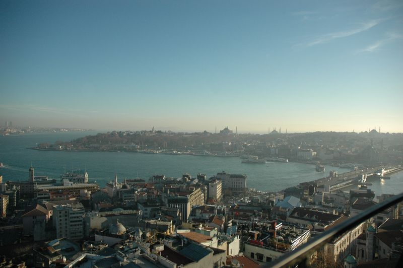 Istanbul_guide_Galata_tower_view