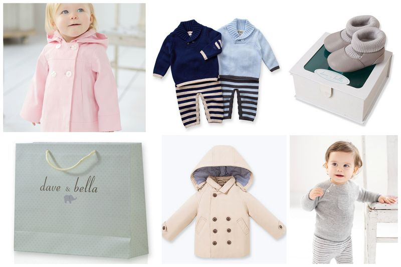Dave & Bella_baby clothes_Taobao