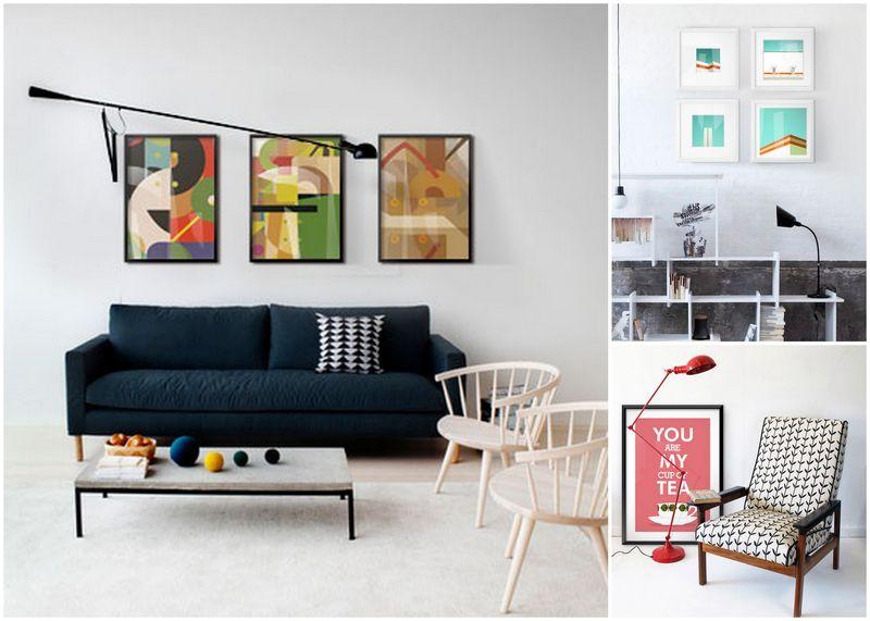 Taobao prints wall decor
